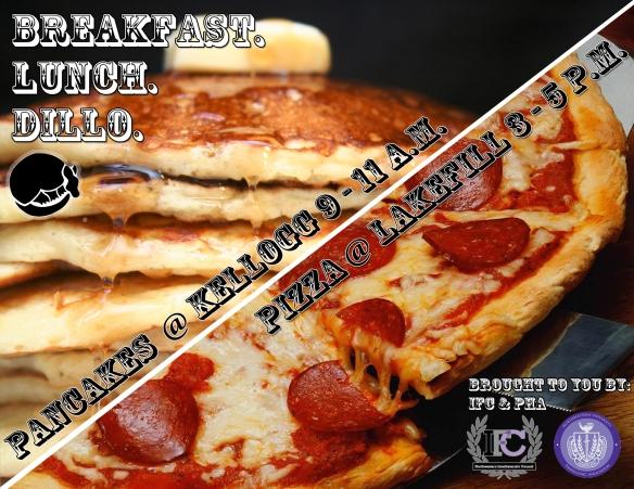 Pancakes&Pizza